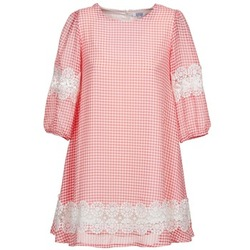 Textiel Dames Korte jurken Brigitte Bardot AGATHE Rood