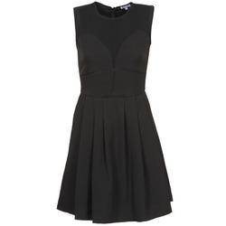 Textiel Dames Korte jurken Brigitte Bardot ALEXANDRIE Zwart
