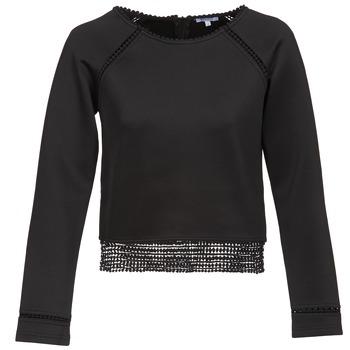 Textiel Dames Sweaters / Sweatshirts Brigitte Bardot AMELIE Zwart