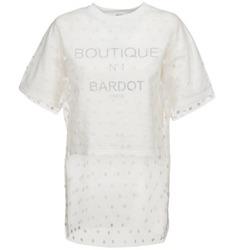 Textiel Dames Sweaters / Sweatshirts Brigitte Bardot ANASTASIE Ecru