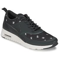 Schoenen Dames Lage sneakers Nike AIR MAX THEA Zwart