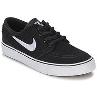 Schoenen Jongens Lage sneakers Nike STEFAN JANOSKI ENFANT Zwart