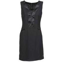 Textiel Dames Korte jurken La City CLAUDIA Zwart
