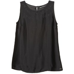 Textiel Dames Mouwloze tops La City LUCRETIA Zwart
