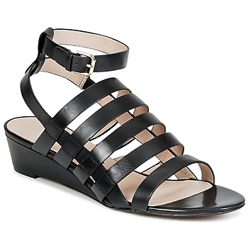 Schoenen Dames Sandalen / Open schoenen French Connection WINONA Zwart
