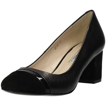 Schoenen Dames pumps Luciano Barachini 3012d Decollete Zwart