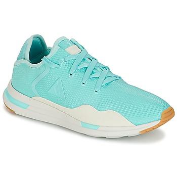 Schoenen Dames Lage sneakers Le Coq Sportif SOLAS W SUMMER FLAVOR Blauw