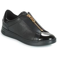 Schoenen Dames Lage sneakers Geox D JAYSEN Zwart