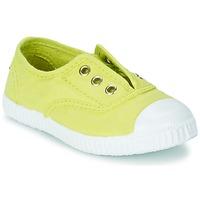 Schoenen Meisjes Lage sneakers Chipie JOSEPE Geel
