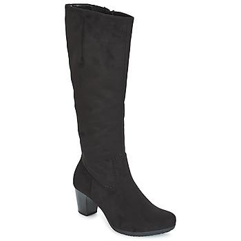 Schoenen Dames Hoge laarzen Gabor NIRUYA Zwart