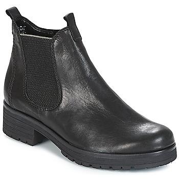 Schoenen Dames Laarzen Gabor TREASS Zwart