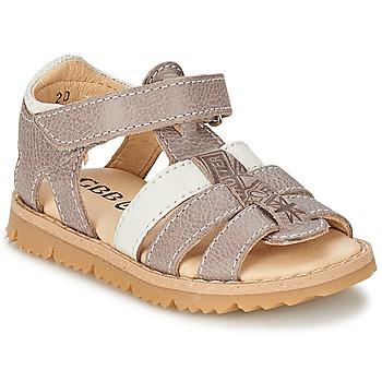 Schoenen Jongens Sandalen / Open schoenen GBB IGNAM Grijs