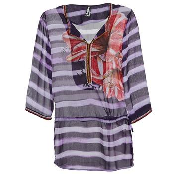 Textiel Dames Tops / Blousjes Desigual ALONDRA Multi