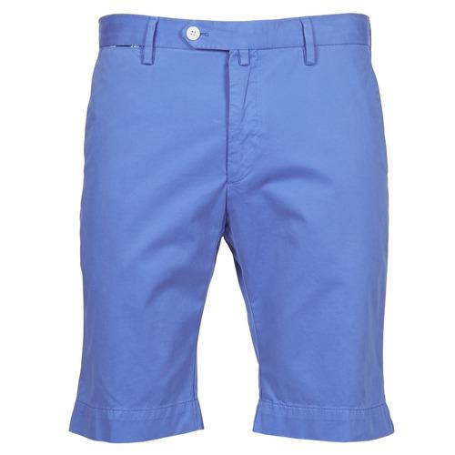 Textiel Heren Korte broeken / Bermuda's Hackett DUNS Blauw