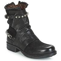 Schoenen Dames Laarzen Airstep / A.S.98 SAINT 14 Zwart