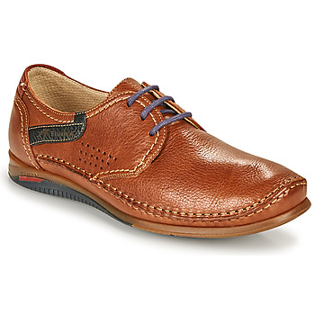 Schoenen Heren Derby Fluchos CATAMARAN Bruin