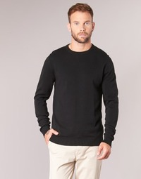 Textiel Heren Truien Jack & Jones JJEBASIC Zwart