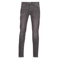 Textiel Heren Skinny jeans Jack & Jones JJIGLENN Grijs