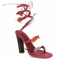 Schoenen Dames Sandalen / Open schoenen Marc Jacobs MJ16385 Roze