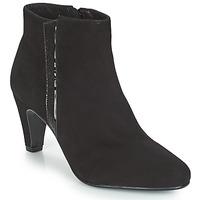 Schoenen Dames Hoge sneakers André PRUNE Zwart