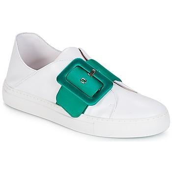 Schoenen Dames Lage sneakers Minna Parikka ROYAL Emerald-white