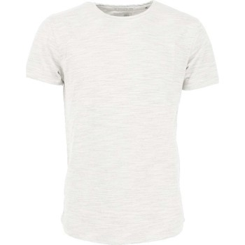 Textiel Heren T-shirts korte mouwen No Excess T-shirt s/sl, r-neck rolli, grindle milk