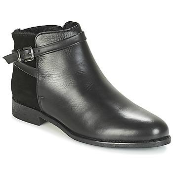 Schoenen Dames Laarzen André DUO Zwart