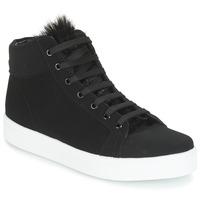 Schoenen Dames Hoge sneakers André GOSPEL Zwart