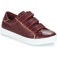 Schoenen Dames Lage sneakers André CRICKET Bordeau