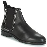 Schoenen Dames Laarzen André CARLOTA Zwart