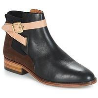 Schoenen Dames Laarzen André MONTANA Zwart