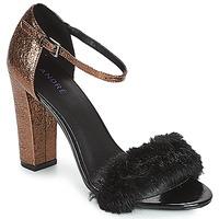 Schoenen Dames Sandalen / Open schoenen André WANDA Zwart