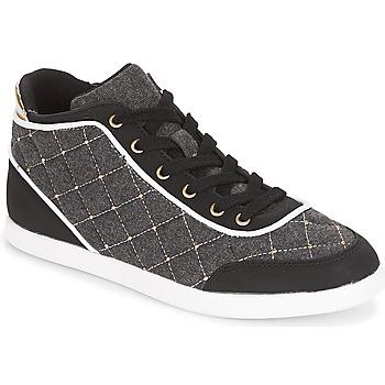Schoenen Dames Hoge sneakers André KINGDOM Grijs