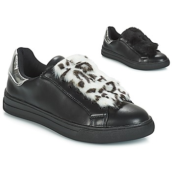 Schoenen Dames Lage sneakers André LEXIE Zwart