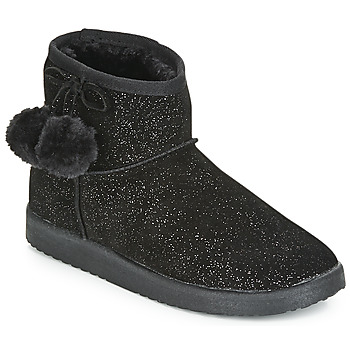 Schoenen Dames Laarzen André TOUCHOU Zwart