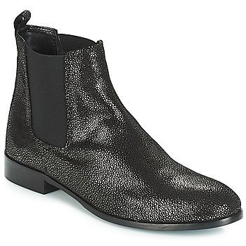 Schoenen Dames Laarzen André AGRIA Zwart