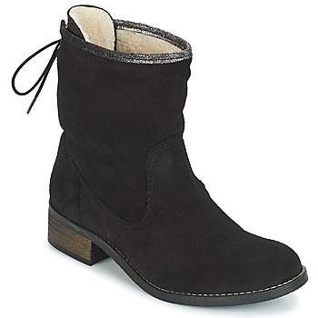 Schoenen Dames Laarzen André TELEX Zwart