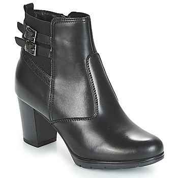Schoenen Dames Laarzen André CARACAL Zwart