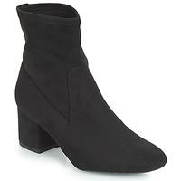 Schoenen Dames Laarzen André FAROUCHE Zwart