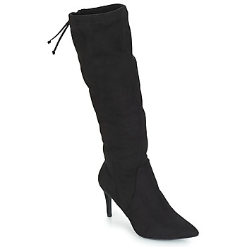 Schoenen Dames Hoge laarzen André FOLIES Zwart