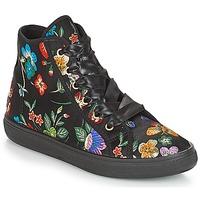 Schoenen Dames Hoge sneakers André TONY Multi