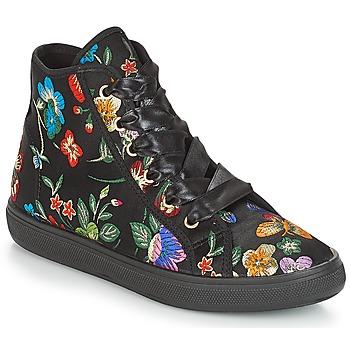 Schoenen Dames Hoge sneakers André TONY Multicolour