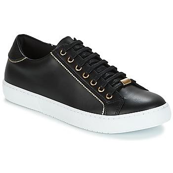 Schoenen Dames Lage sneakers André BERKELITA Zwart