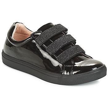 Schoenen Dames Lage sneakers André THYMUS Zwart