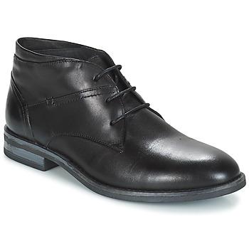 Schoenen Heren Laarzen André PRATO Zwart