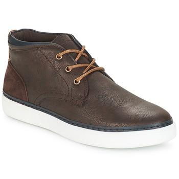 Schoenen Heren Hoge sneakers André PAPIER Bruin