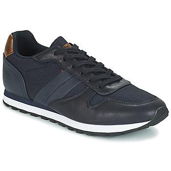 Schoenen Heren Lage sneakers André COURSE Marine