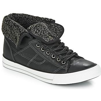 Schoenen Heren Hoge sneakers André CONDOR Zwart