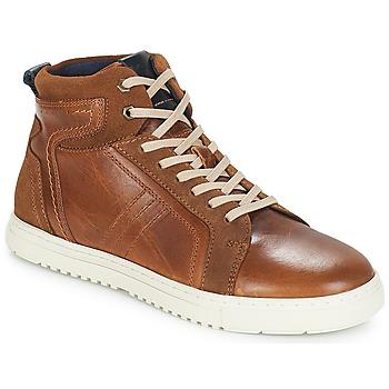 Schoenen Heren Hoge sneakers André RANDONNEUR Bruin