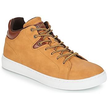Schoenen Heren Hoge sneakers André SPORTIF Bruin